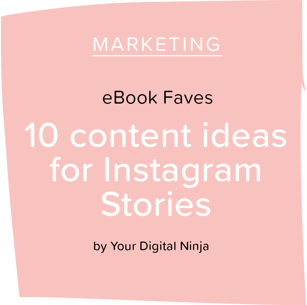 Review: 10 Content Ideas For Instagram Stories