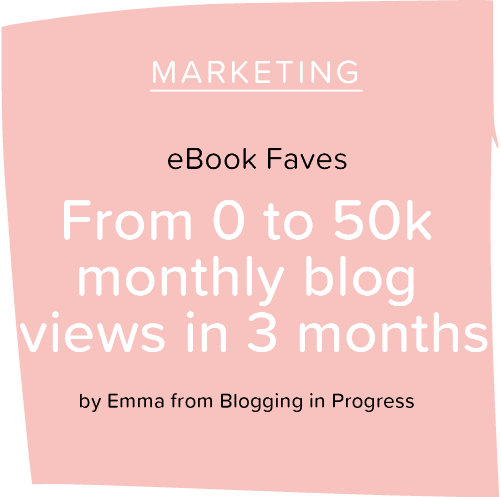 eBook Review: 'From 0 to 50K Monthly Blog Views In 3 Months'