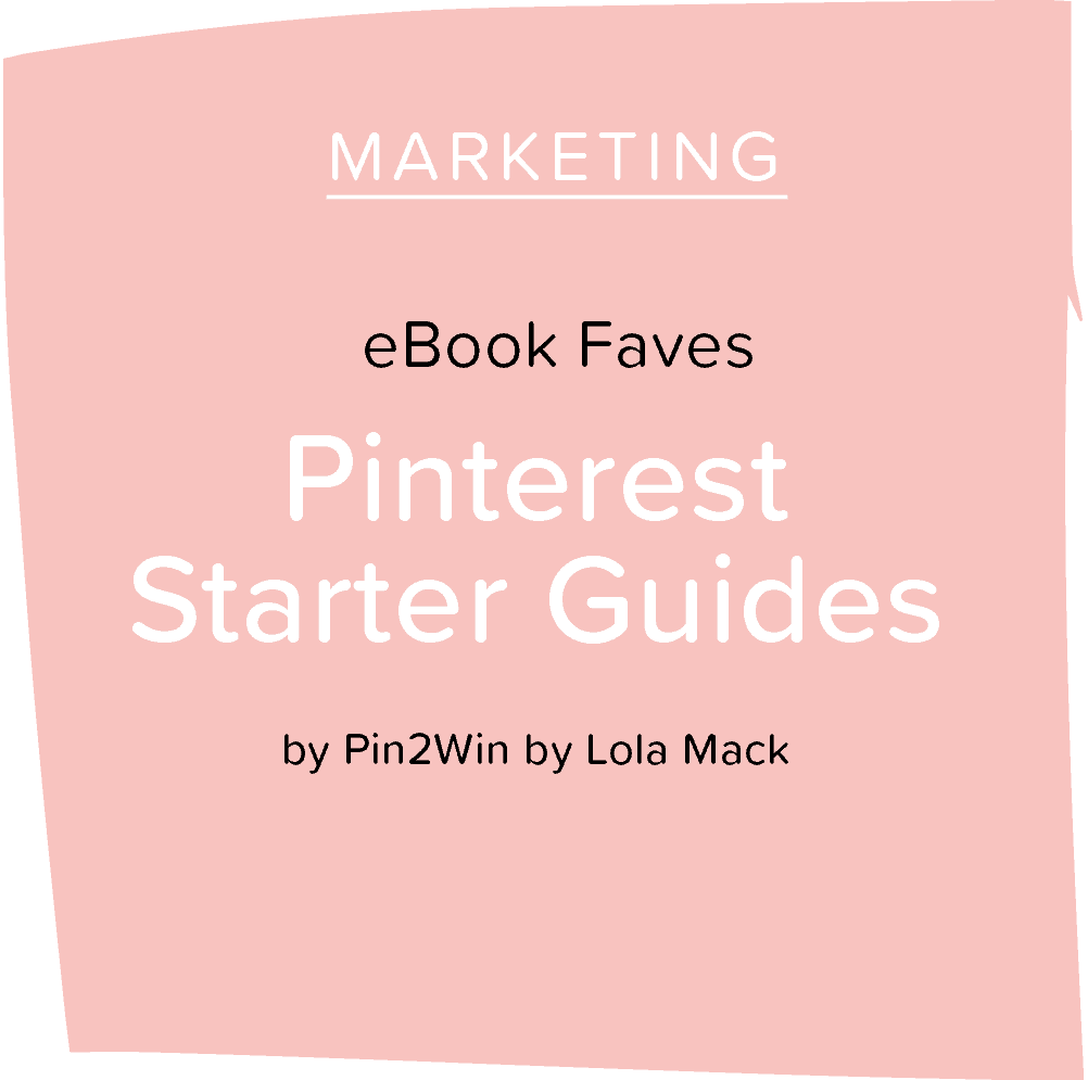 Review: Pinterest Starter Guides