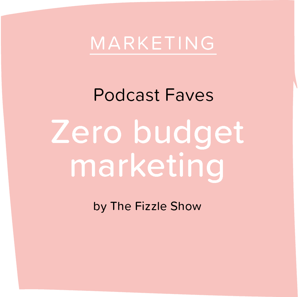 Podcast review: 'Zero Budget Marketing'