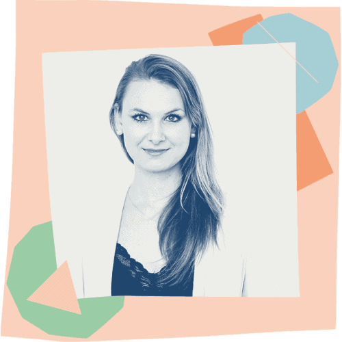The efficiency hub experts team - Nathalie Reiter - founder, eCommerce Strategist + Expert